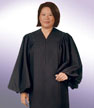 Female Judges Robes