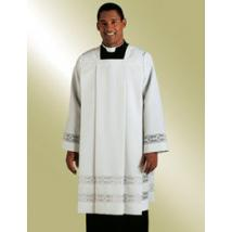 Ministerial Male Surplice H-97