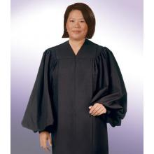 Counsel Female Judge Robe S-224F