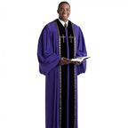 Male Traditional Pastor