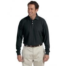 Male Chestnut Hill CH110 Long-Sleeve Performance Plus Piqué Polo CH110