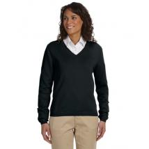 Female V-Neck Sweater D475W