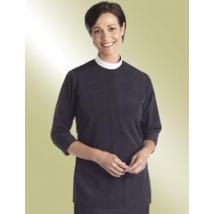 Womens Tunic Neckband Blouse SW113