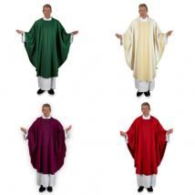 Tomaso Chasuble - Set/4 Color 955